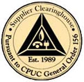 Supplier Clearing House MWBE Certified