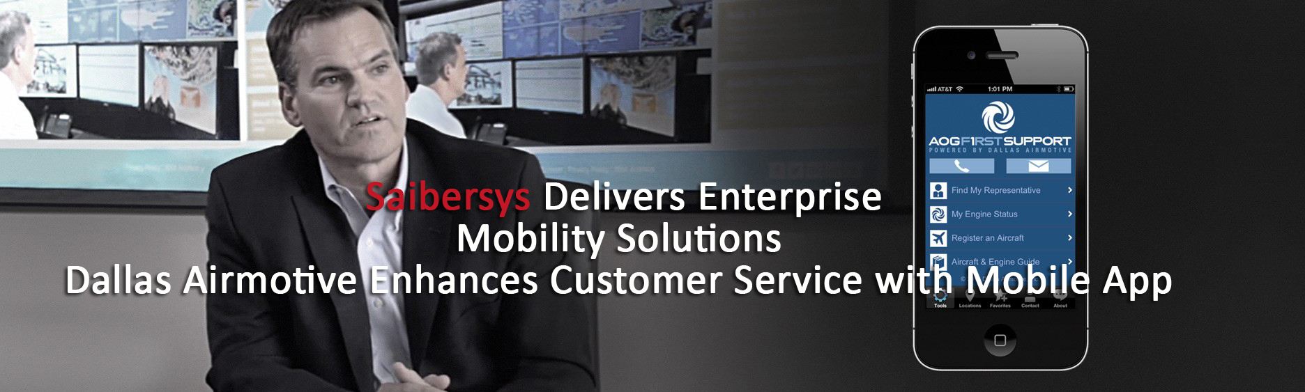 Welcome to Saibersys Global IT Services Company